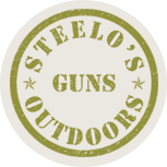 Steelo's Guns & Outdoors logo