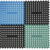 Picture of 4 connected coloured mats